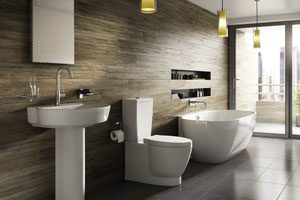 Your bathroom is your own private space to relax, unwind and wash away the stresses of everyday life.